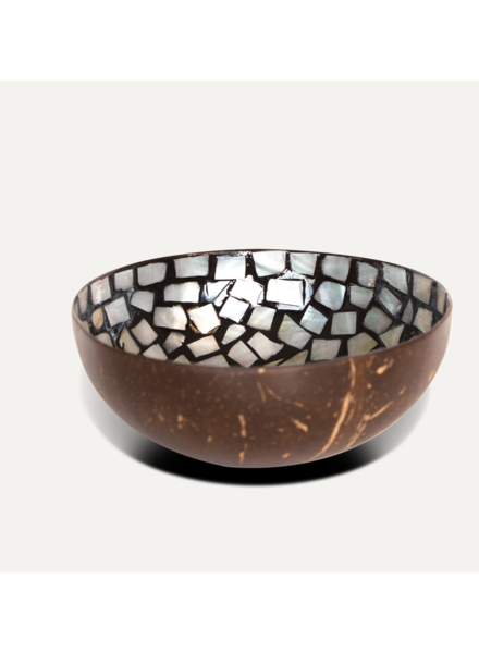P'Tit Pot Coconut Bowl - Grey Stone
