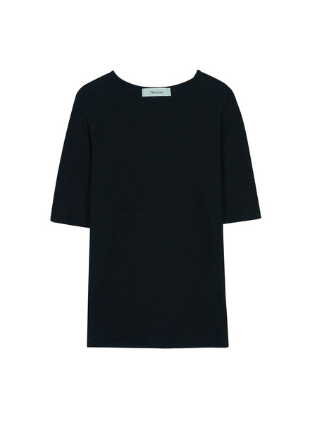 The Loom Hemp Tee - Black