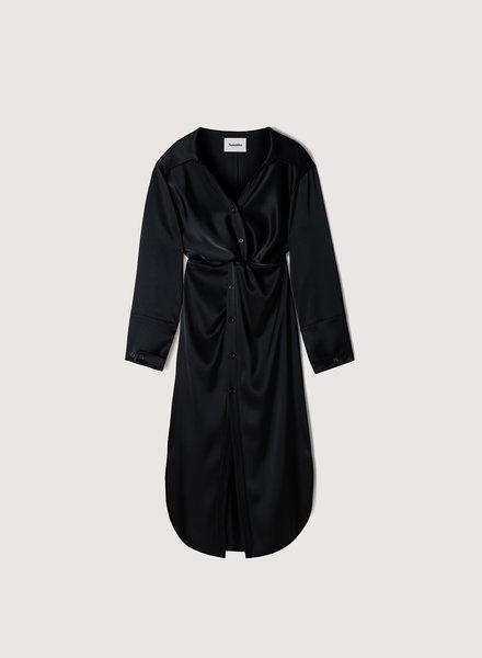 Nanushka Ayse dress - Black