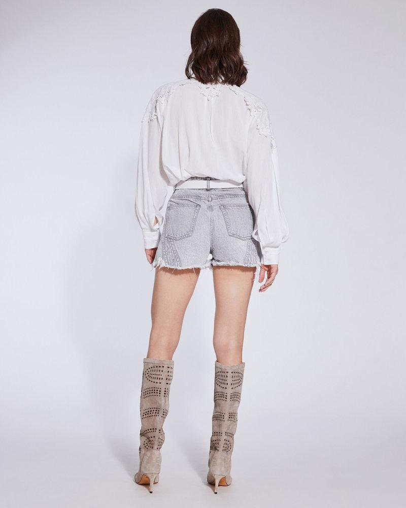 Iro Lorez short - Smoke Grey