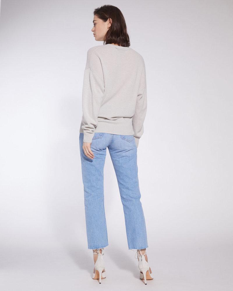 Iro Triona sweater - Dirty Grey