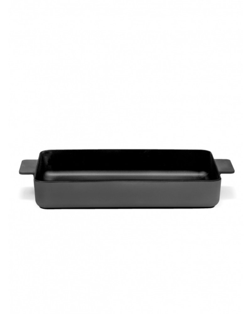 Surface by Sergio Herman Oven dish XL Black Surface