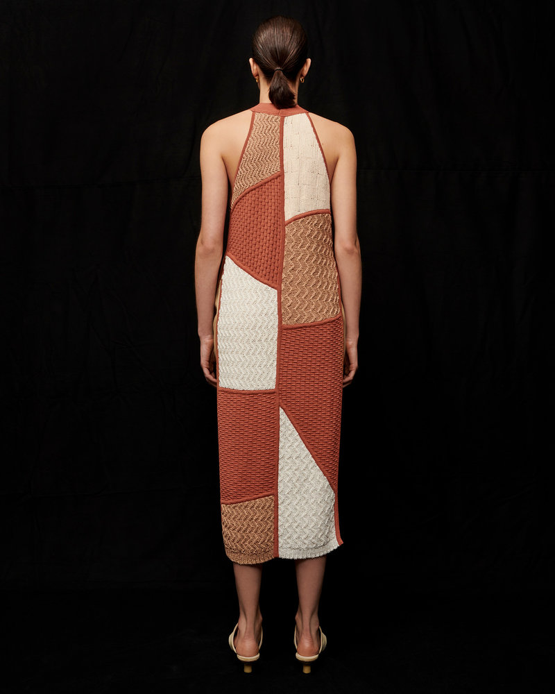Nanushka Wendi dress - Multi