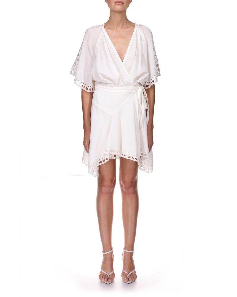Iro Devo dress - Off White