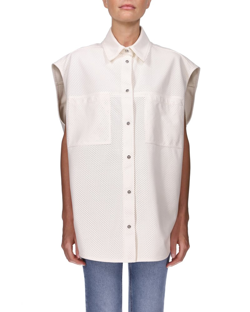 Iro Acanthi shirt - Naturel White