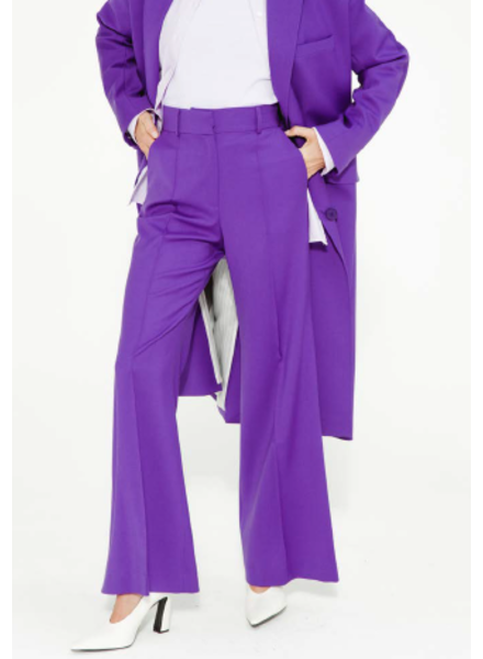 Margaux Lonnberg Ava Pants - Purple