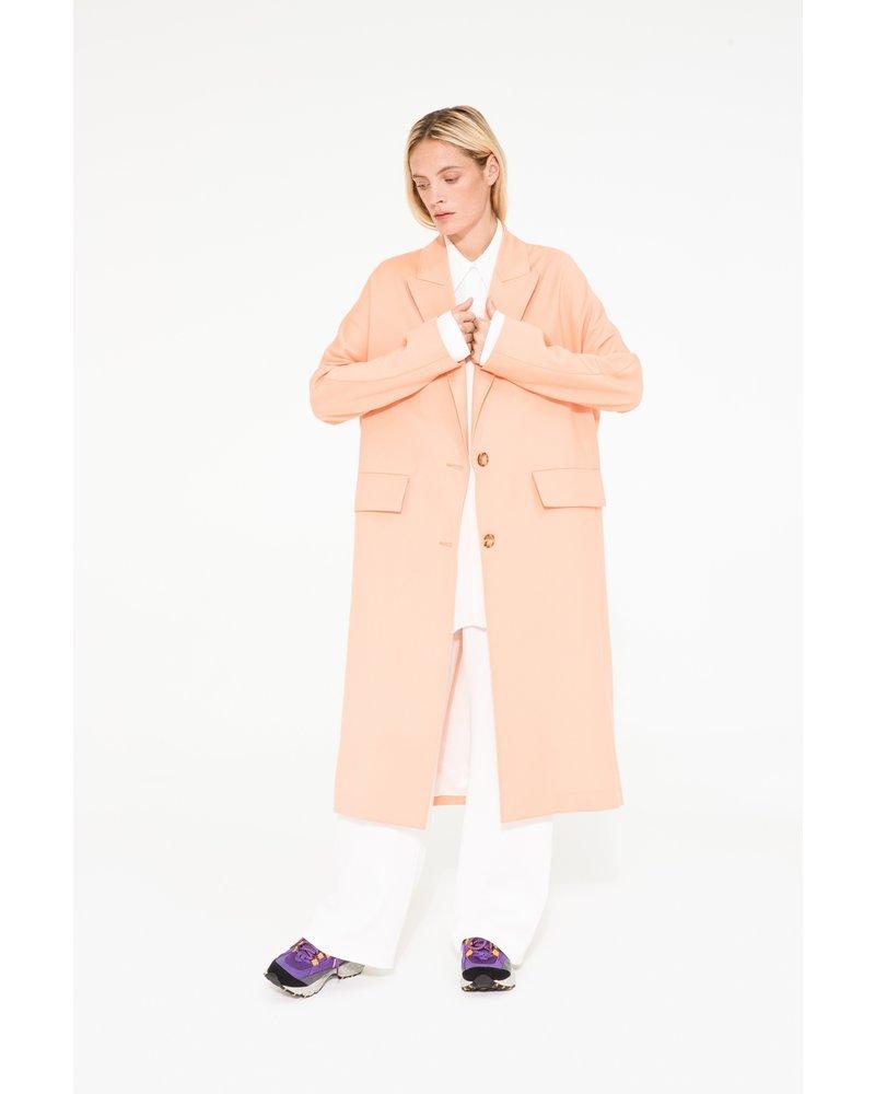 Margaux Lonnberg Nash coat - Abricot