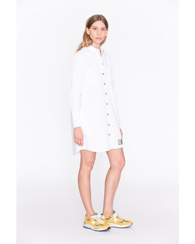 Margaux Lonnberg Elliot dress - White