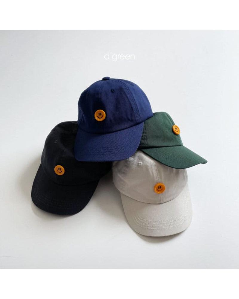 Digreen Smile Ball cap