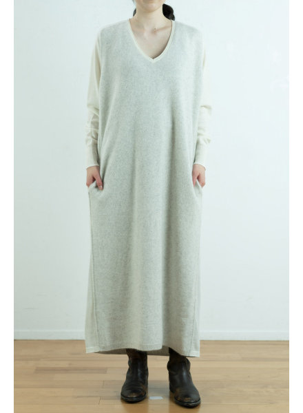 CT Plage Raccoon dress - Grey