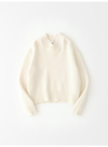 Studio Nicholson Kelvin knit - Cream