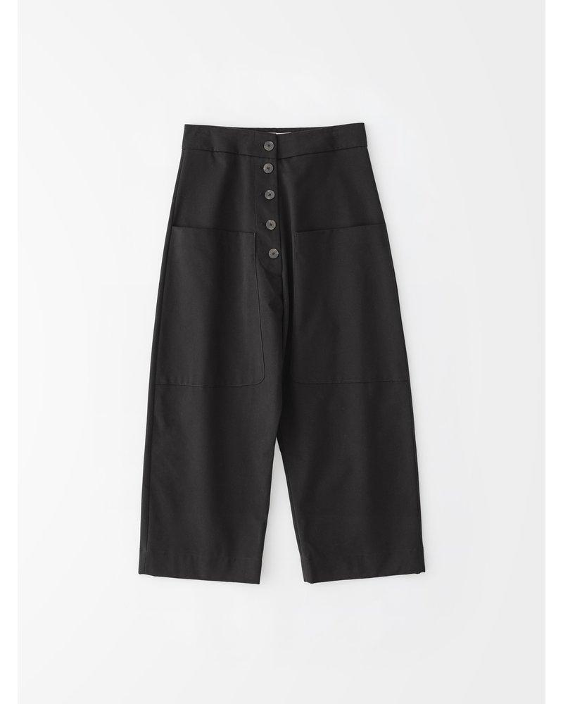 Studio Nicholson Brinson pant - Black