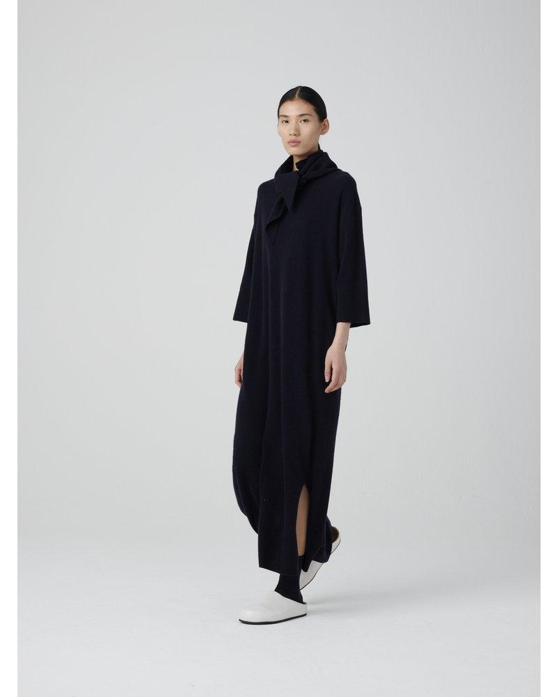 Studio Nicholson Baro dress - Dark Navy
