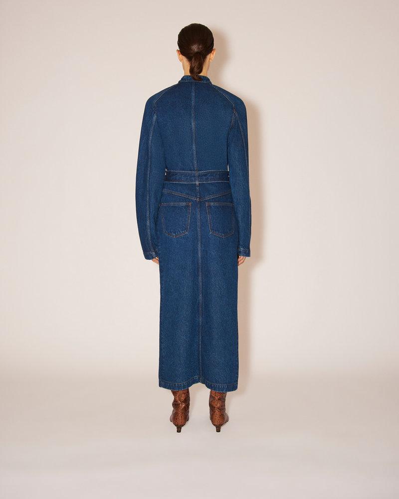 Nanushka Rutha dress - Indigo