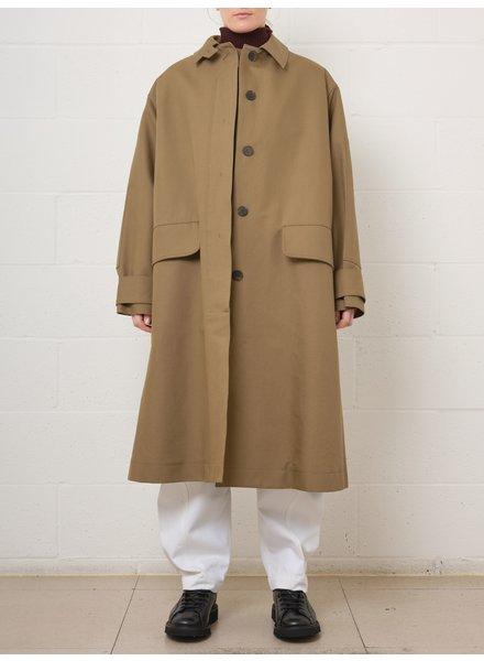 Studio Nicholson Vo coat - Beechwood