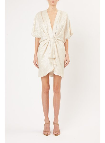 Iro Halsey dress - Nude
