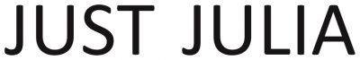 Just Julia | Clothing, Interior, Accessories and all the things you love.