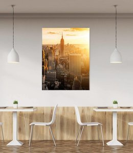 "Sound absorbing panel ""New York 1"""