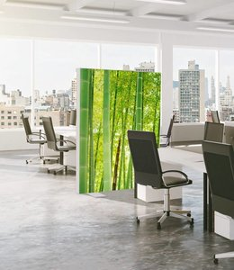 "Absorber room divider""Bamboo"""