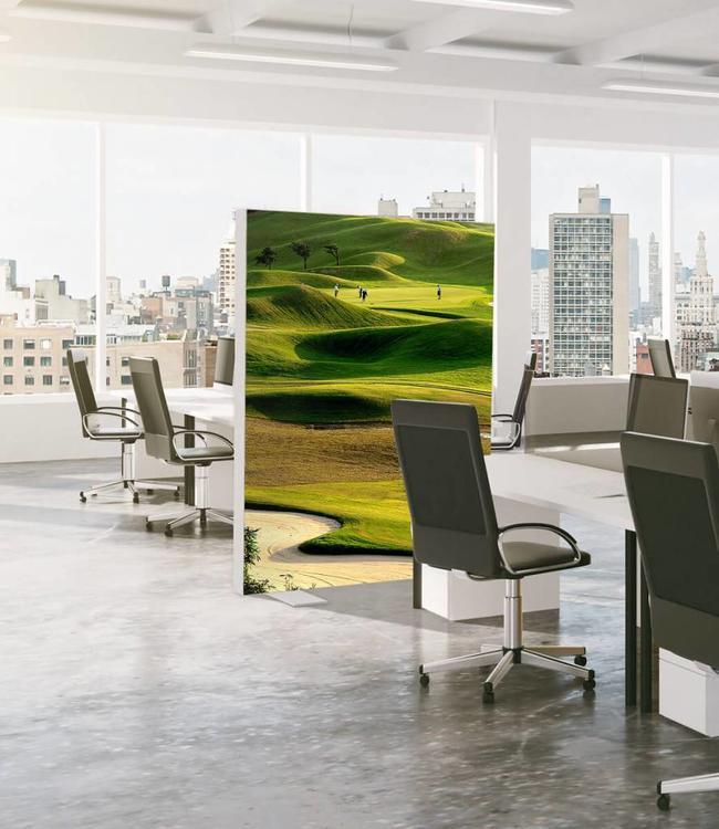 """Akustik Raumteiler - Trennwand """"Golf"""""""
