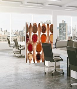 "Absorber room divider ""Spices3"""