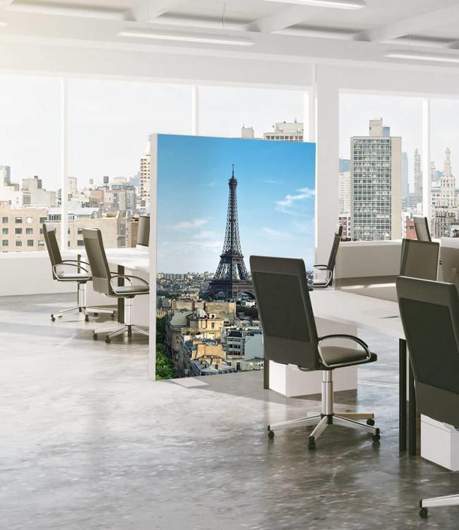 "Absorber room divider ""Paris"""