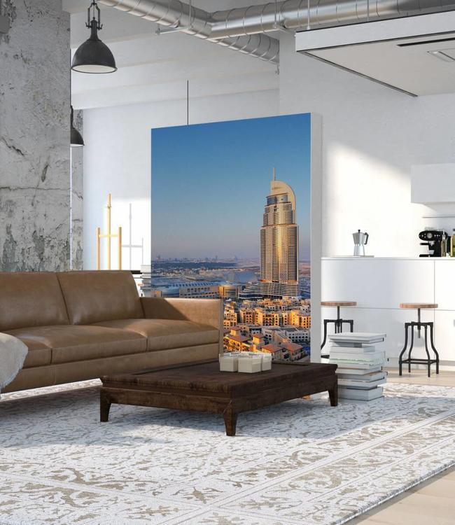 "Akustik Trennwand - Raumteiler ""Dubai"""