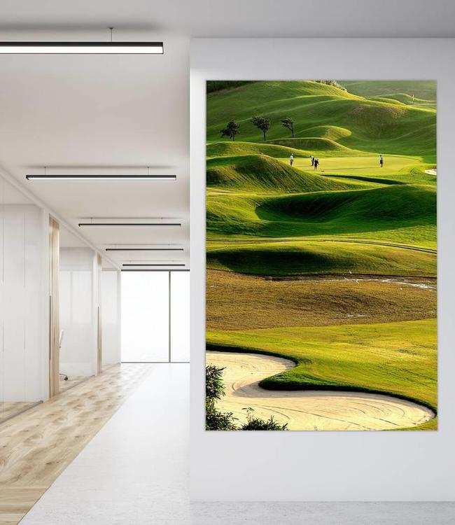 "Akustikbilder - Schallabsorber Bilder ""Golf"""