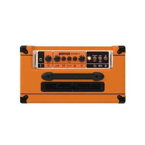 Orange Rocker 15 Combo