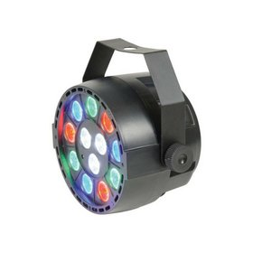 qtx B12P Rechargeable Mini PAR light DMX