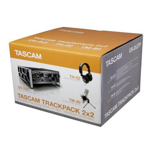 Tascam Tascam Trackpack 2x2