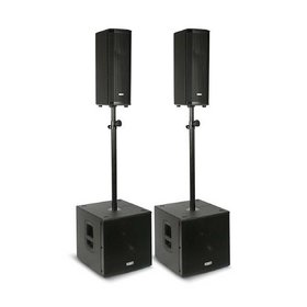 FBT VENTIS VN2000 Active PA System (206A TOP & SUBLINE 112SA SUB)