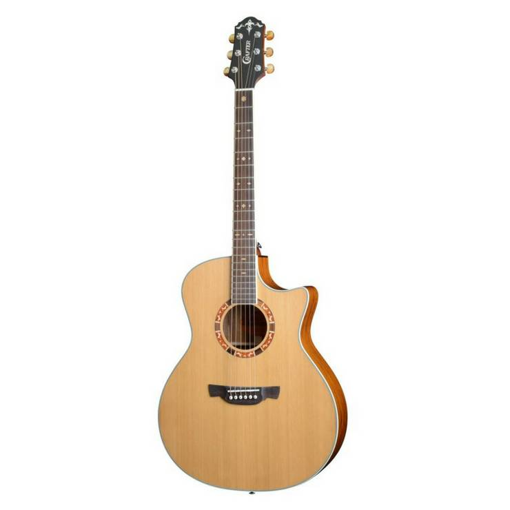 Crafter Crafter GAE-15/N Electro-Acoustic Guitar