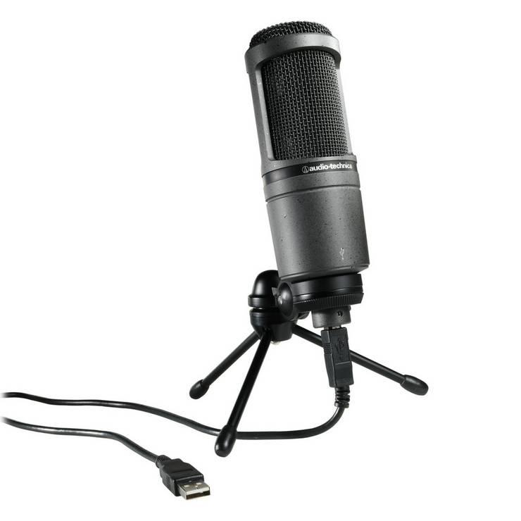 Audio Technica Audio Technica AT2020 USB+