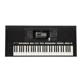 Yamaha PSR S975 Arranger Keyboard