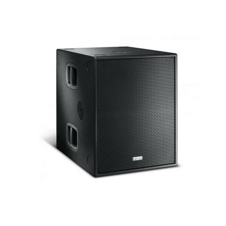 FBT Q-118-SA 2400 watt active bass bin