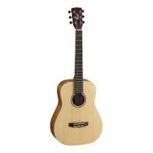 Cort Cort Earth Mini Open Pore Travel Guitar