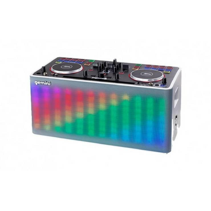 Gemini Mix 2 Go Dj system
