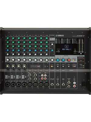 Yamaha Yamaha EMX7 Powered Mixer 710W per Channel