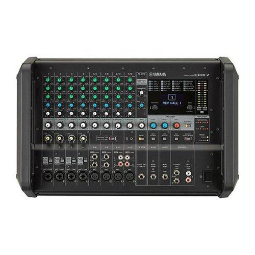 Yamaha Yamaha EMX7 Portable Powered Mixer