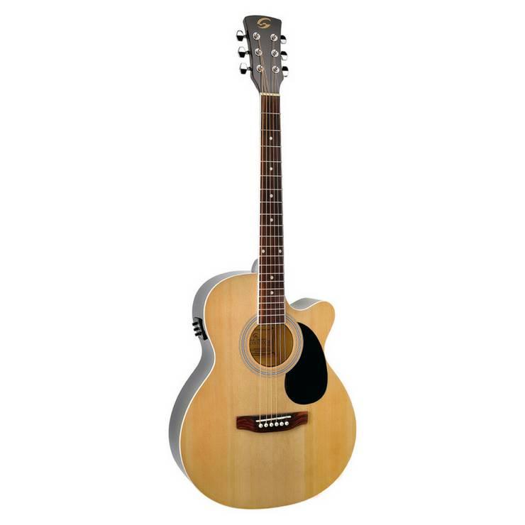 Soundsation L285L MJCE-NT Electro acoustic guitar - Natural