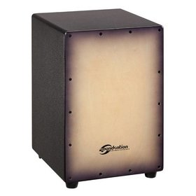 Soundsation SCAJ-25 Cajon Vintage Brown sunburst