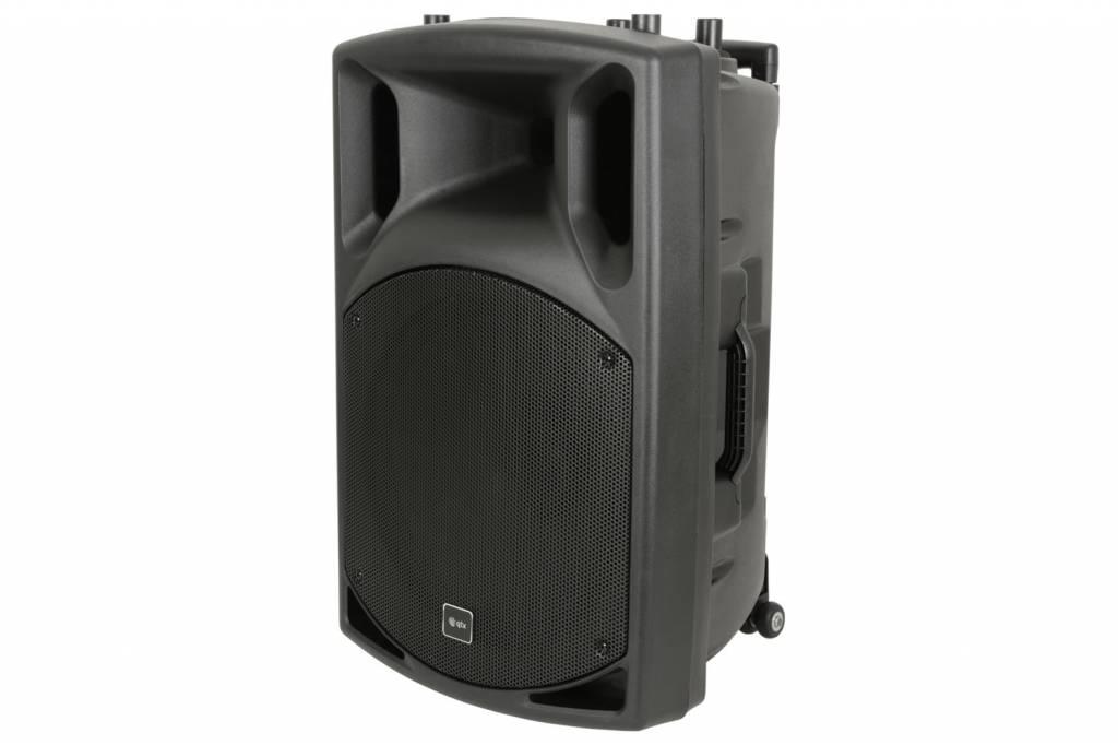 qtx QX15PA plus Portable PA with UHF, USB/SD/FM & Bluetooth®