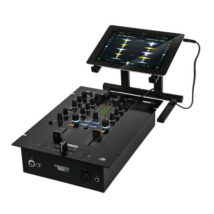 Reloop Reloop RMX-22i DJ mixer with FX (Ex Display Special)
