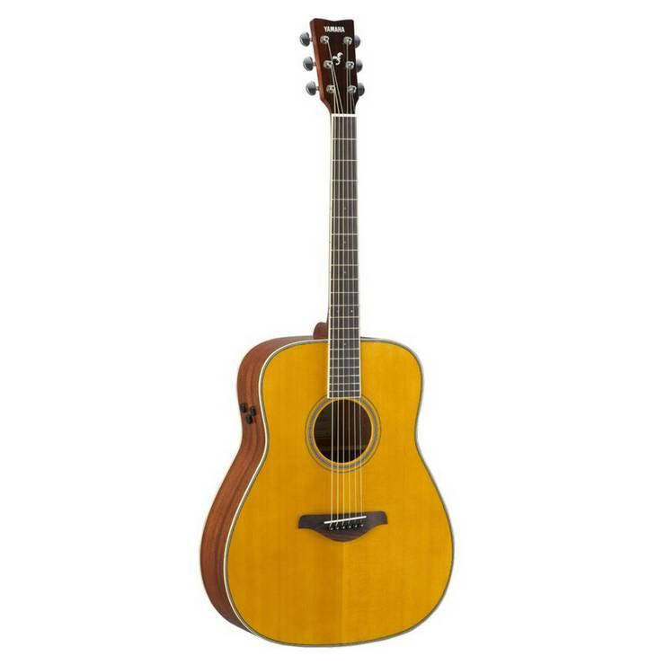 Yamaha FGTAVT Trans acoustic Vintage Tint