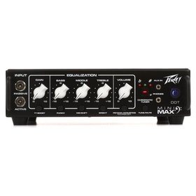 Peavey Peavey Mini Max 500 Watt Bass Head