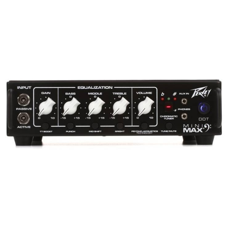 Peavey Peavey Mini Max 500 watt bass head