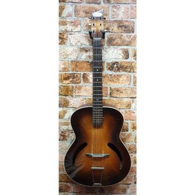 The Coronet  Vintage Jazz Guitar