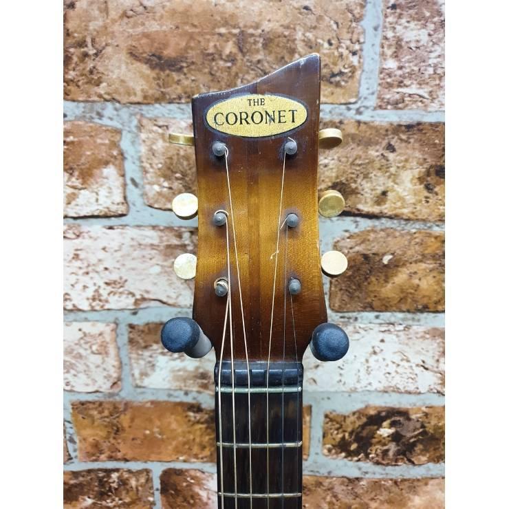 The Coronet  Vintage Jazz Guitar
