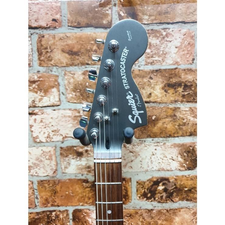Squire Squier Stratocaster Standard Matte Black (Used)
